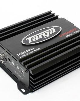 Targa Dynamite 3500W 1Ohm Stable Monoblock TGD3500.1