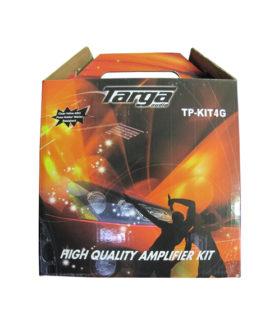 Targa 4 Gauge Wiring Kit