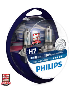 Phillips Racing Vision H7 (Set of 2)