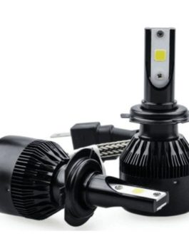 Speed X H7 LED Replacement Bulbs Kit
