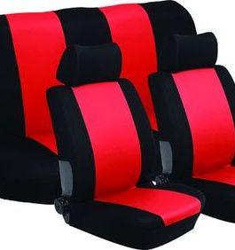 Stingray Nexus 6piece Seat Cover set (Red)