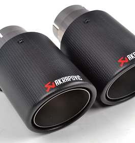 Akrapovic Gen 1 Exhaust Tip 54mm to 90mm