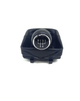 VW Polo 2002+/Polo Vivo 5 Speed Gearknob and Leather Boot
