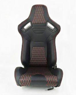 Racing Bucket Seats (Set Of 2)