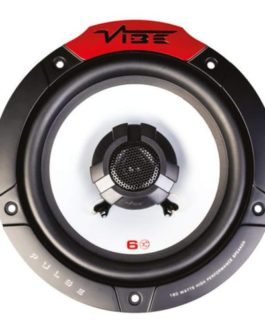 Vibe 6.5″ Pulse 180W Coaxial Speakers