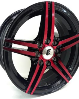 14″ Exclusive 4/100(108) Ruby Red